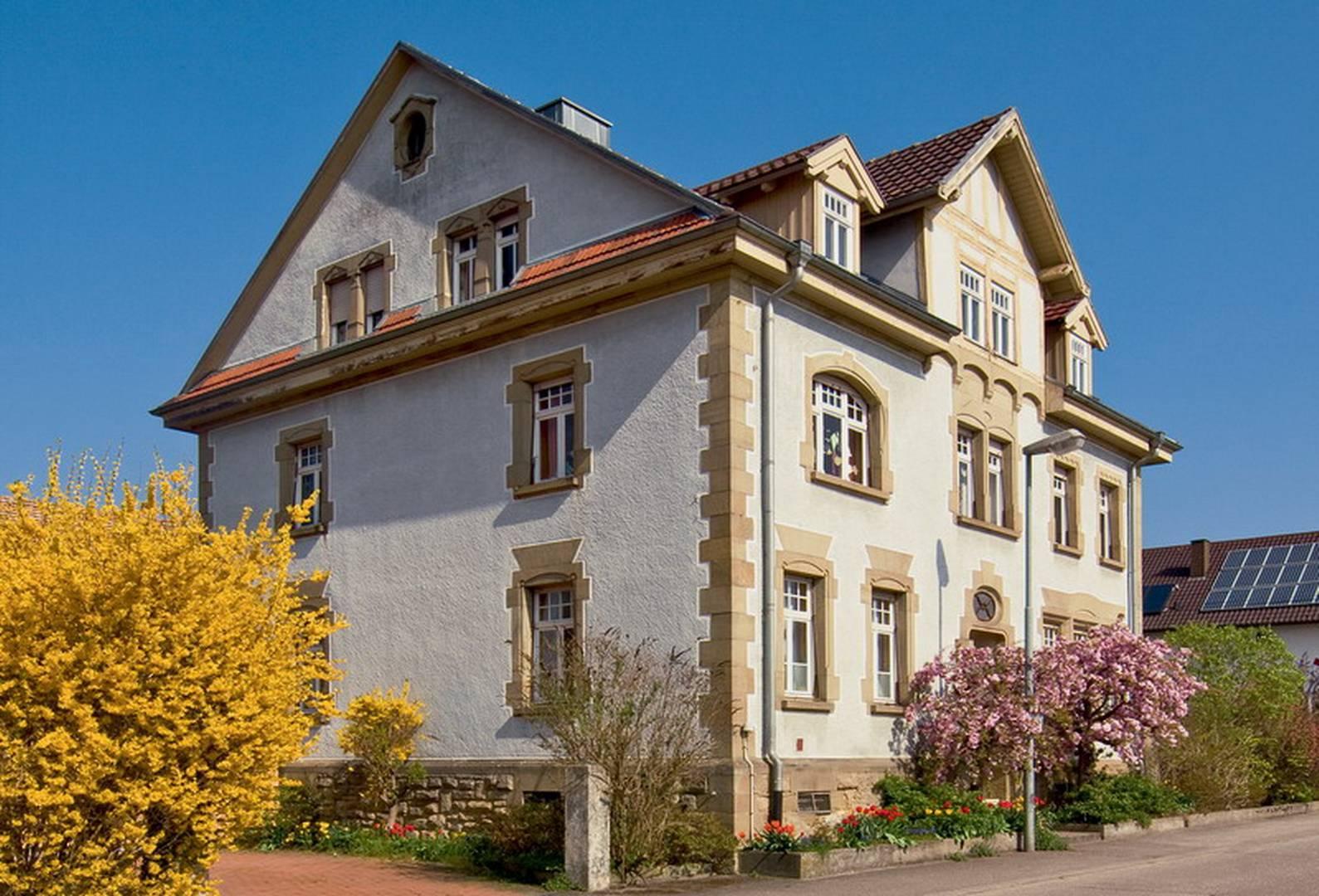 Rathaus Münzesheim